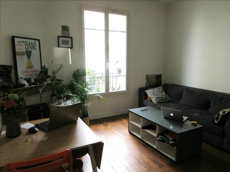 Vente appartement Paris 20ème 429000€ - Photo 1