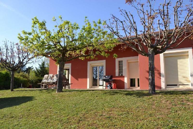 Deluxe sale house / villa Vernaison 730000€ - Picture 2