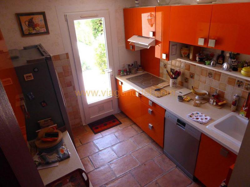 Vendita nell' vitalizio di vita casa Auribeau-sur-siagne 36000€ - Fotografia 10