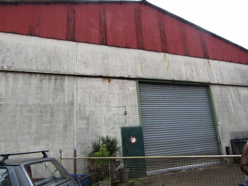 Vente local commercial Villeneuve les sablons 315 000€ - Photo 1