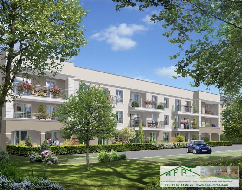 Rental apartment Draveil 985€ CC - Picture 2