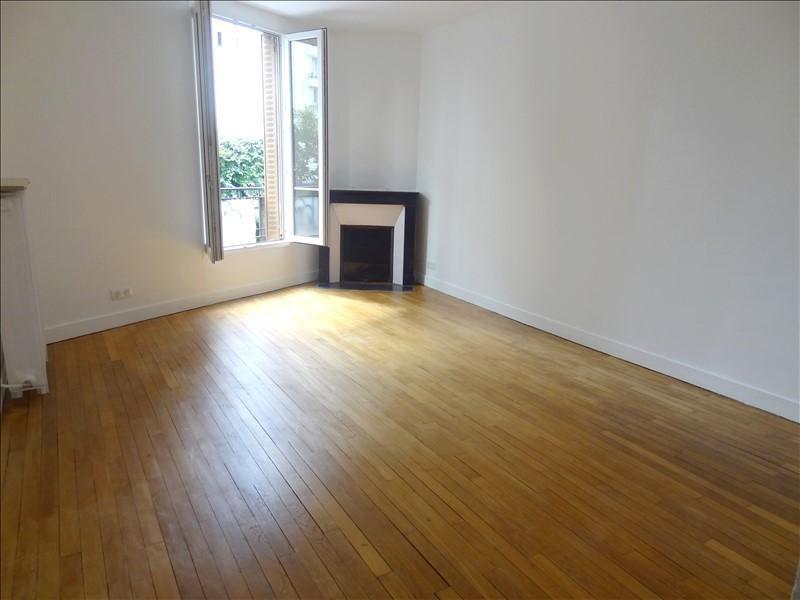 Rental apartment Levallois perret 1600€ CC - Picture 1