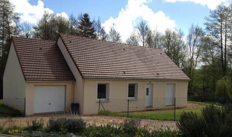 Rental house / villa Hoguette 655€ CC - Picture 1