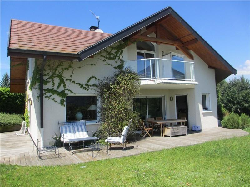 Immobile residenziali di prestigio casa Annecy le vieux 998000€ - Fotografia 1