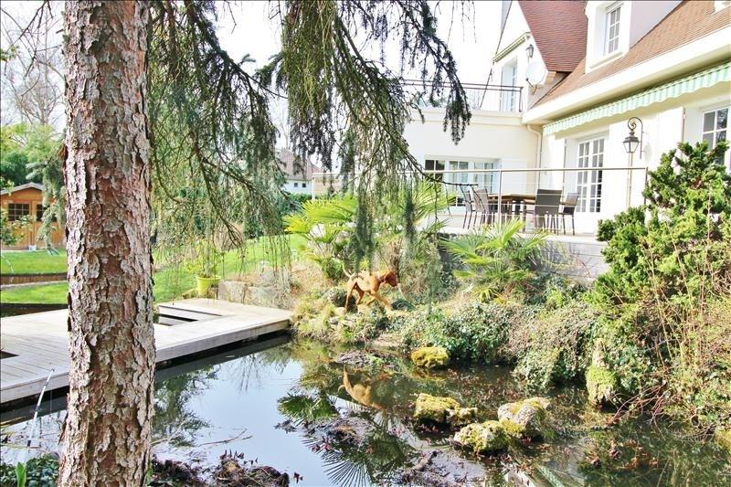 Deluxe sale house / villa Croissy sur seine 1270000€ - Picture 3