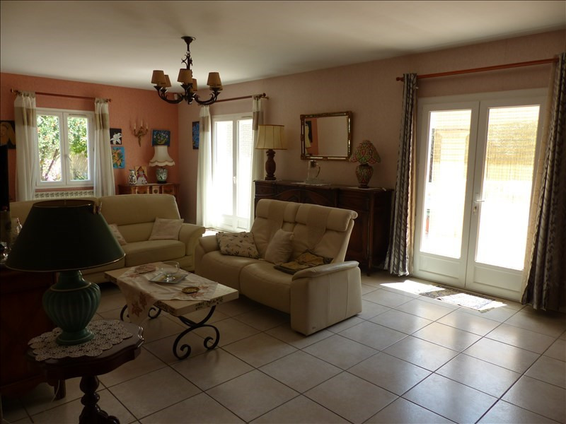 Vente maison / villa Fleury 399000€ - Photo 5