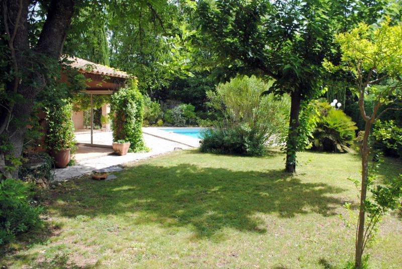 Vente maison / villa Bagnols-en-forêt 525000€ - Photo 7