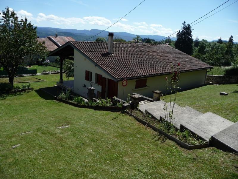 Vente maison / villa Sonthonnax la montagne 120000€ - Photo 2