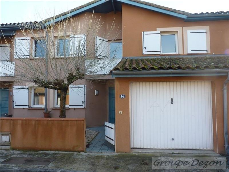Vente maison / villa Aucamville 206000€ - Photo 1