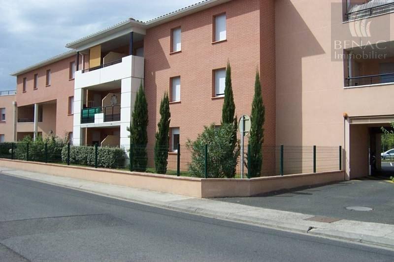 Albi quartier Fac appartement T2 dans résidence récente