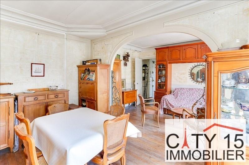 Sale apartment Paris 15ème 395000€ - Picture 5
