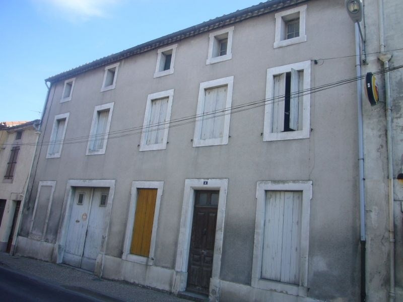 Vente maison / villa Bram 123 000€ - Photo 1