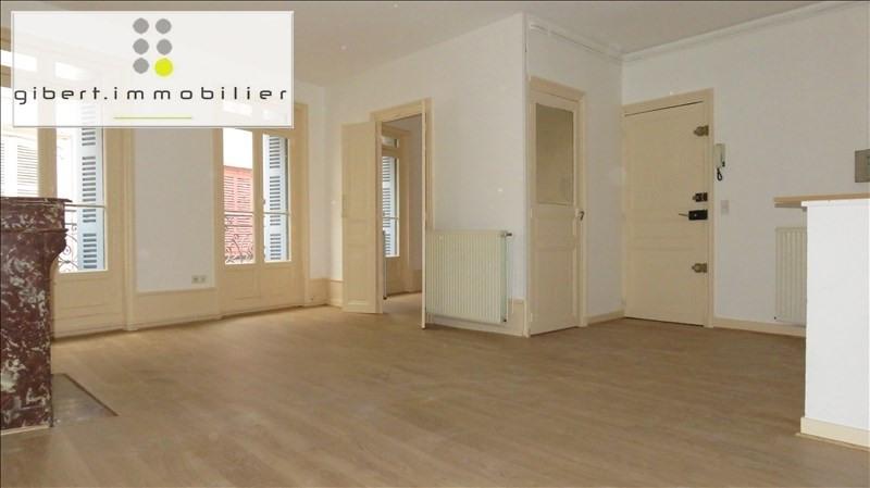 Location appartement Le puy en velay 504,79€ CC - Photo 1