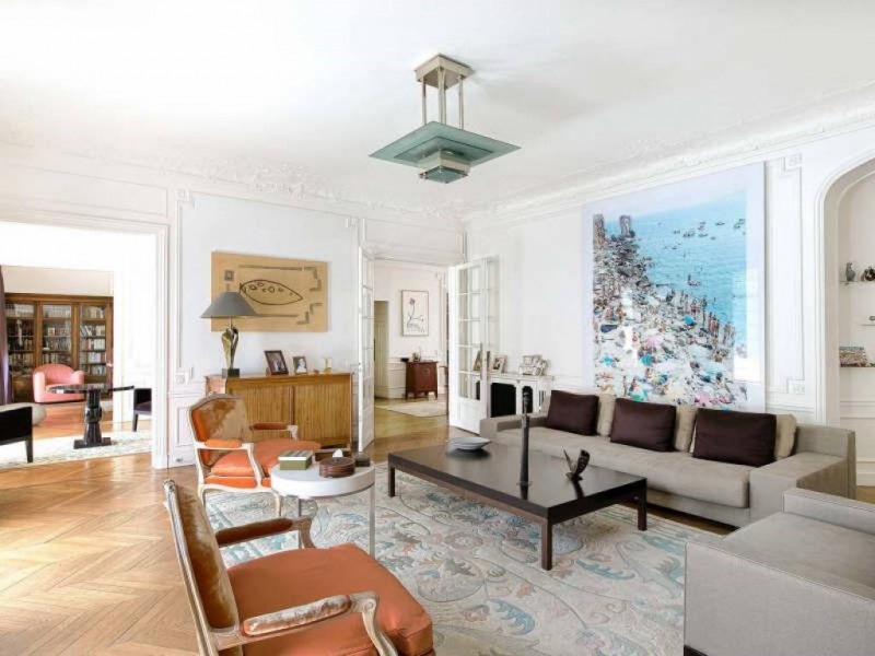 Vente de prestige appartement Paris 16ème 3 800 000€ - Photo 3