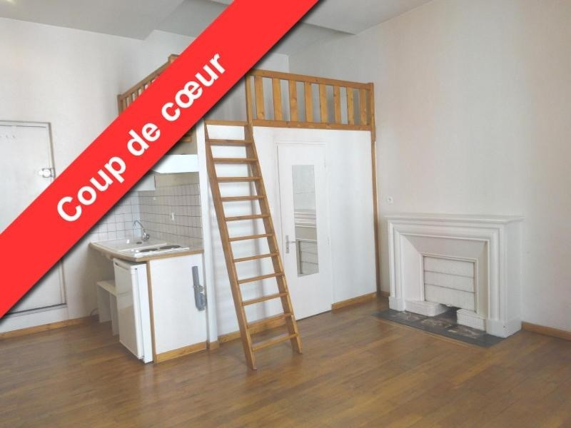 Location appartement Grenoble 396€ CC - Photo 1