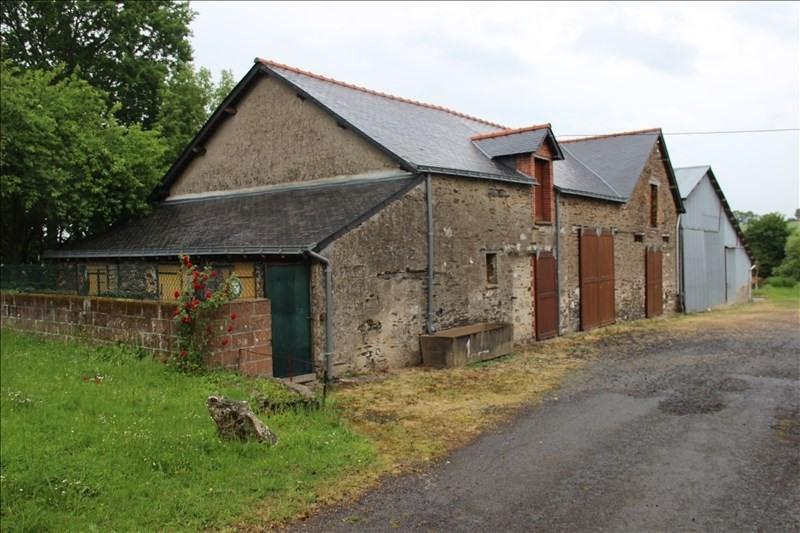 Vente maison / villa Moisdon la riviere 229900€ - Photo 8