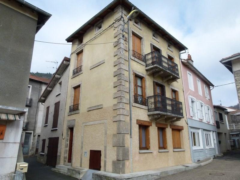 Vente maison / villa Vorey 116000€ - Photo 1
