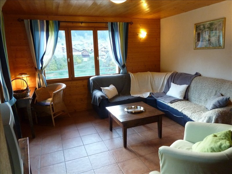 Sale apartment Morzine 422 000€ - Picture 3