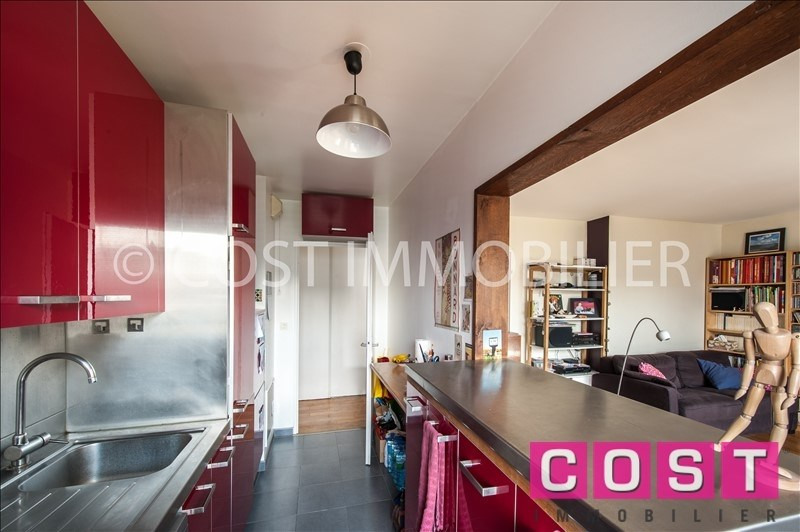 Revenda apartamento Asnieres sur seine 330000€ - Fotografia 3