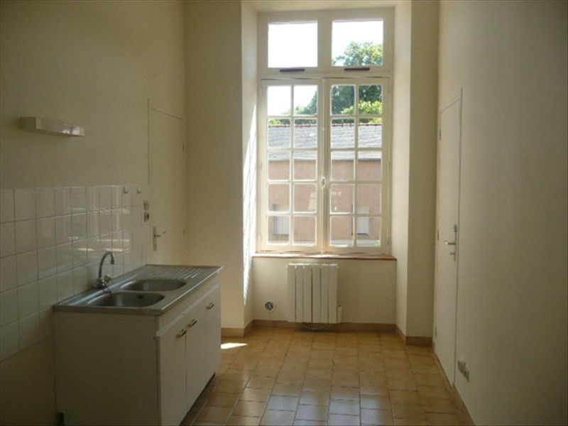 Location appartement Henrichemont 250€ CC - Photo 1