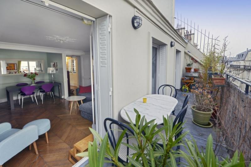 Vente de prestige appartement Paris 9ème 1095000€ - Photo 5