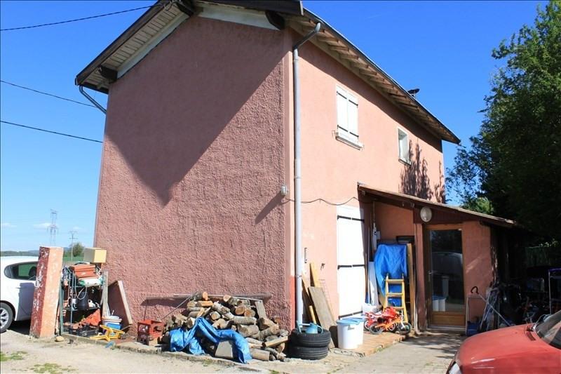 Sale house / villa Eyzin pinet 158000€ - Picture 2