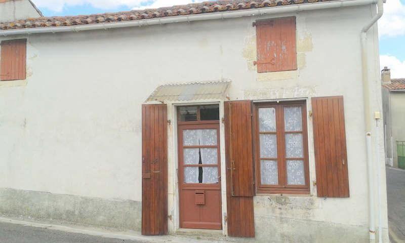 Vente maison / villa Villejesus 66000€ - Photo 1