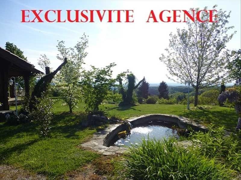 Sale house / villa Noailhac 350000€ - Picture 1