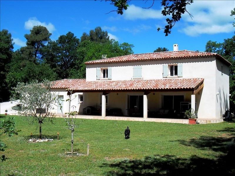 Vente de prestige maison / villa Peyrolles en provence 835000€ - Photo 1