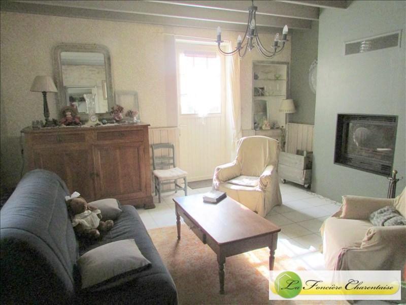 Vente maison / villa Mansle 118000€ - Photo 3