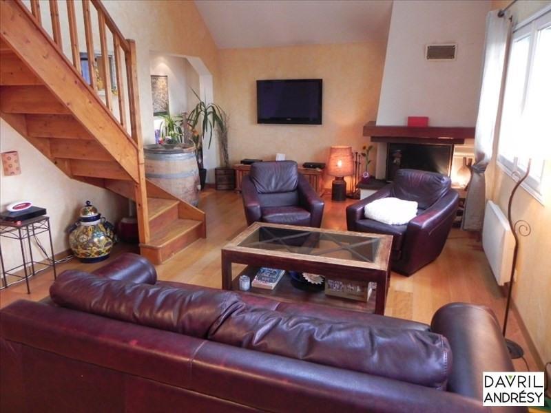 Revenda apartamento Chanteloup les vignes 257500€ - Fotografia 1