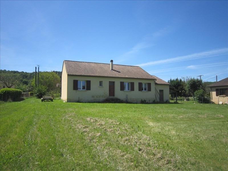 Vente maison / villa Siorac en perigord 129600€ - Photo 3
