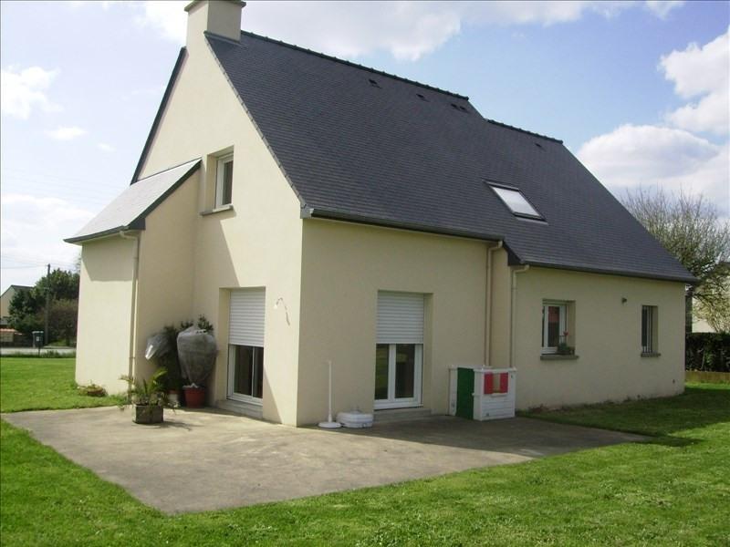 Location maison / villa La meziere 836€ CC - Photo 2