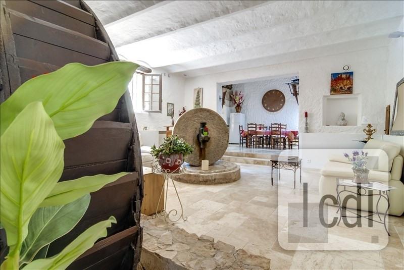 Vente de prestige maison / villa Vins sur caramy 505000€ - Photo 1