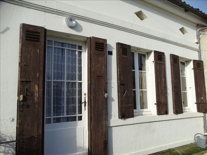 Sale house / villa Margaux 117700€ - Picture 1
