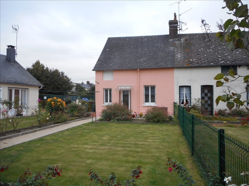 Location maison / villa Fauville en caux 495€ CC - Photo 1