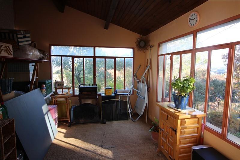 Verkoop  huis Chateauneuf de gadagne 338000€ - Foto 7