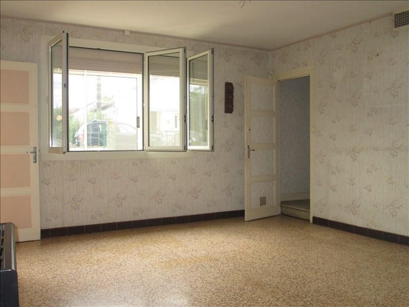 Vente maison / villa Tournus 110000€ - Photo 3