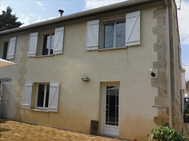 Vente maison / villa St andre de cubzac 215000€ - Photo 1
