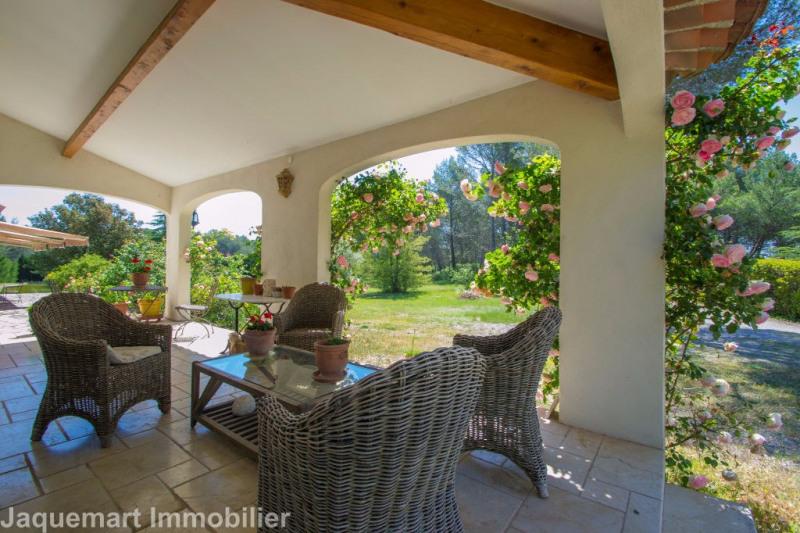 Venta de prestigio  casa Lambesc 877000€ - Fotografía 3