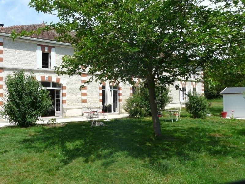 Vente maison / villa Chevanceaux 383000€ - Photo 4