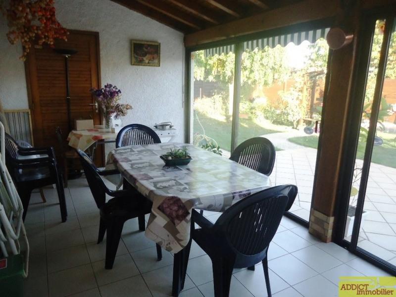 Vente maison / villa Secteur lavaur 205000€ - Photo 8