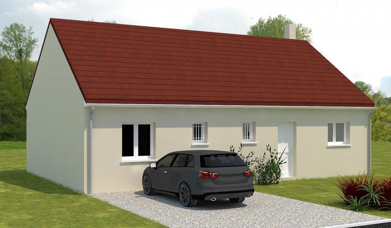 Maison  4 pièces + Terrain 460 m² Corgoloin par Les Maisons De Bourgogne