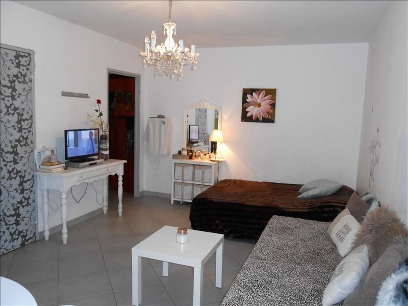 Sale apartment Le golfe juan 105000€ - Picture 1