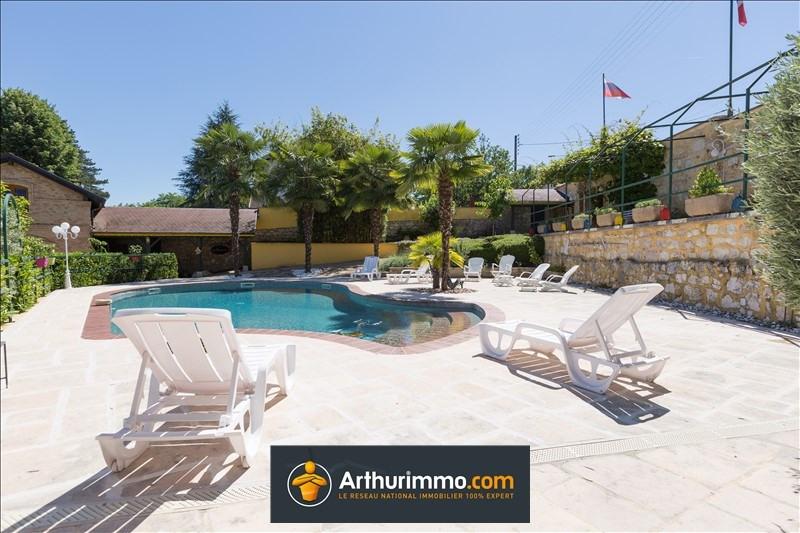 Deluxe sale house / villa Belley 684000€ - Picture 2