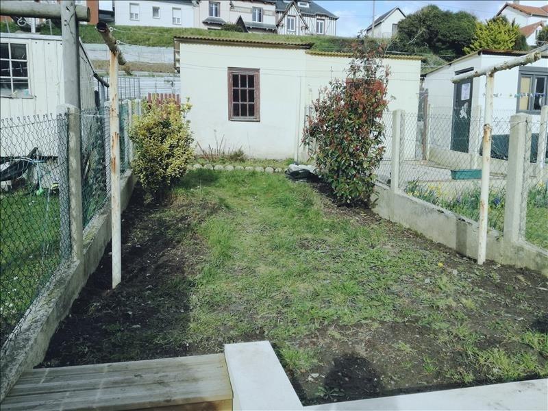 Vente maison / villa Fecamp 125600€ - Photo 3