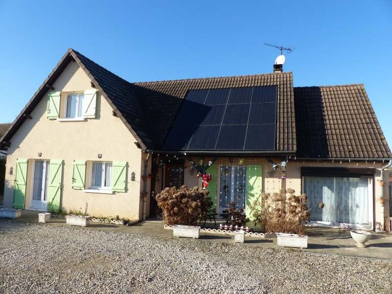 Sale house / villa Vergigny 167000€ - Picture 1