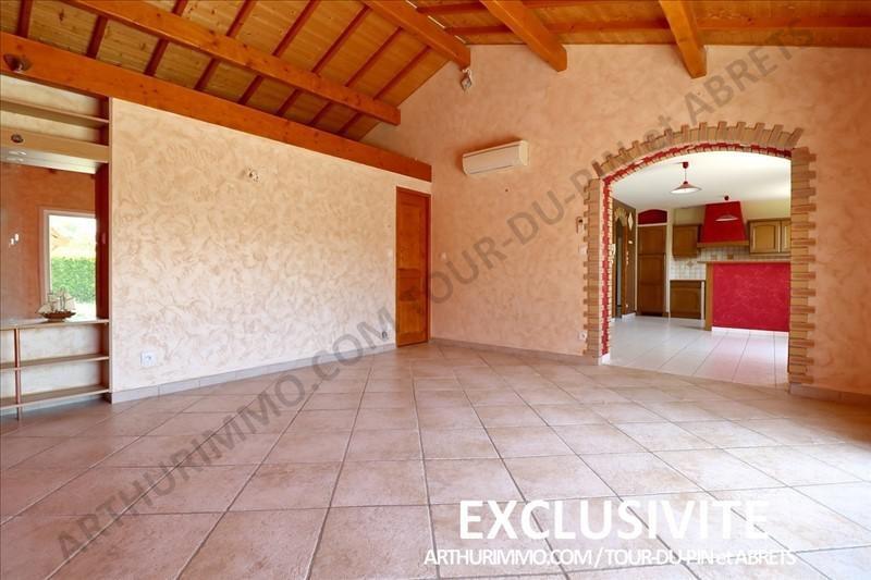 Sale house / villa La tour du pin 242000€ - Picture 4