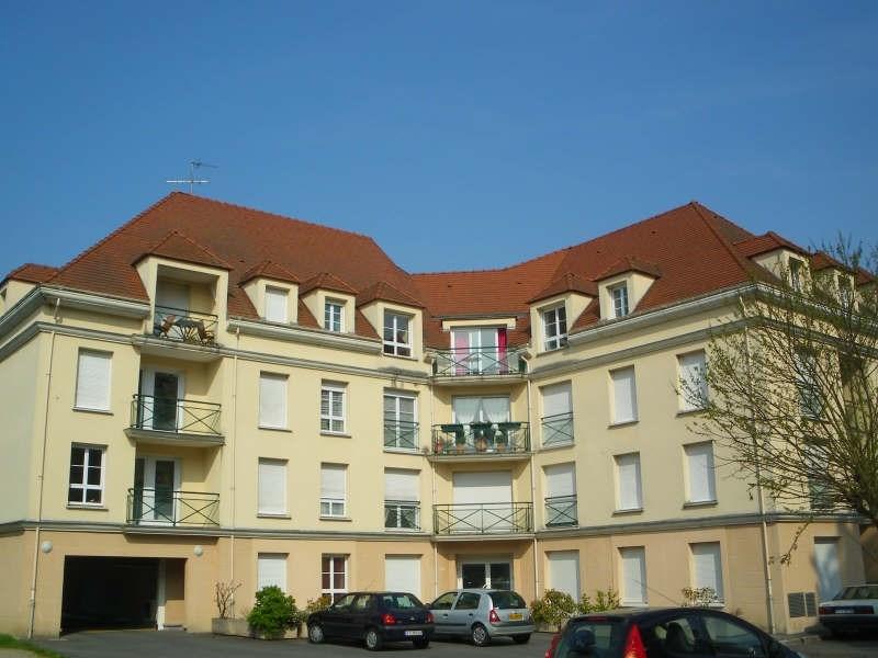 Sale apartment La chapelle en serval 129000€ - Picture 1