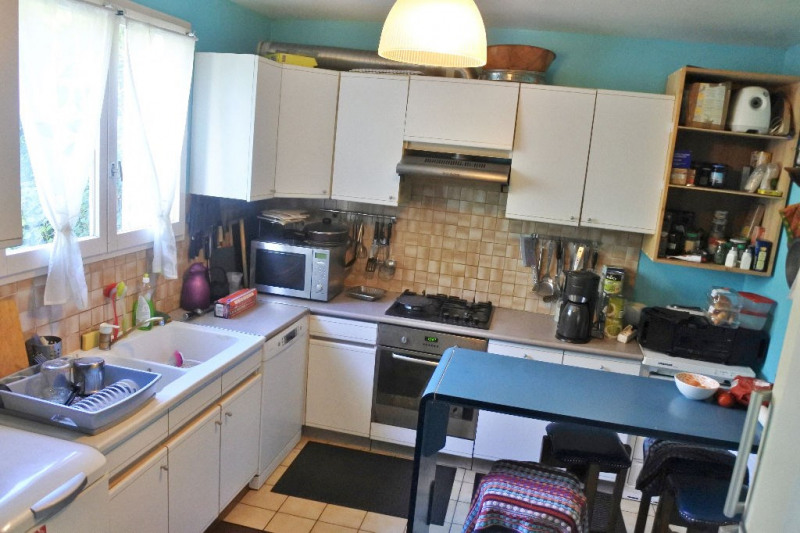 Vente maison / villa Le plessis bouchard 414000€ - Photo 5